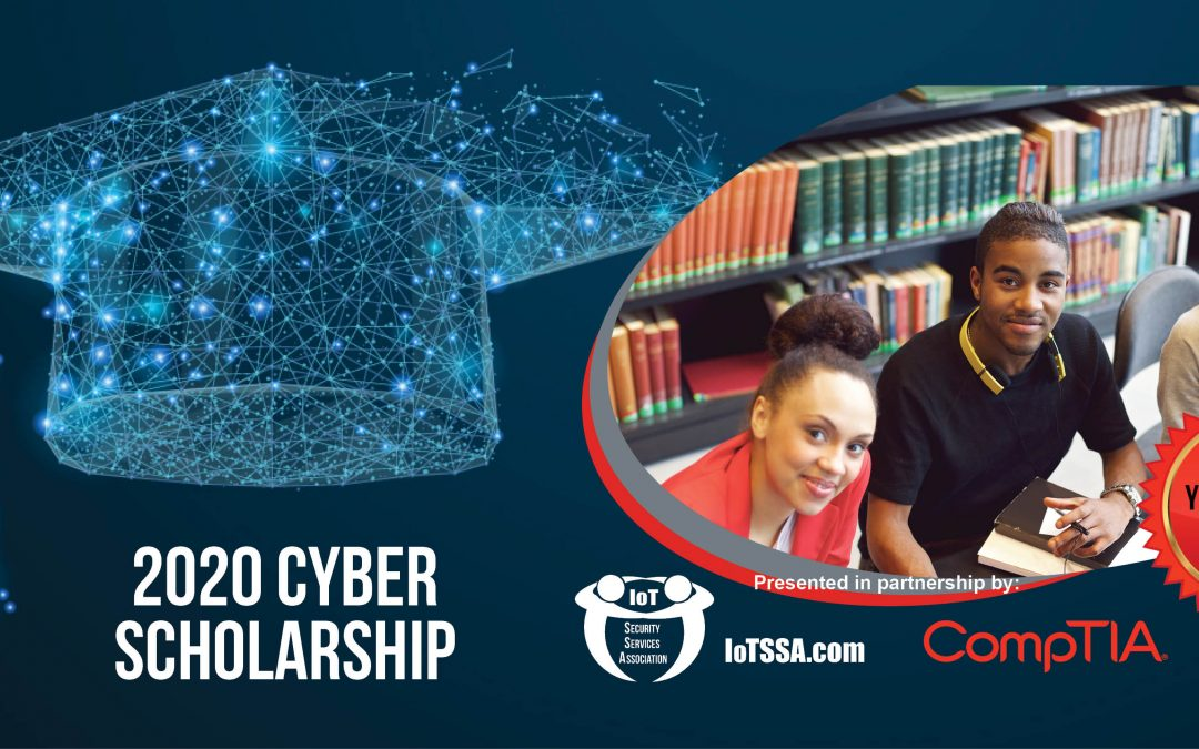 Congratulations to our successful Cyber Scholarship recipients