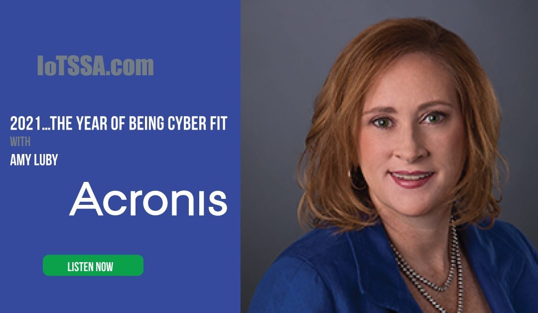 2021…The Year of Being Cyber Fit