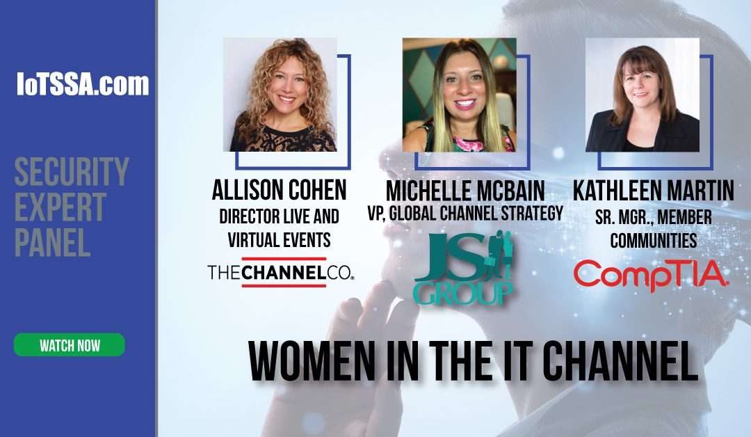 Women in the IT Channel